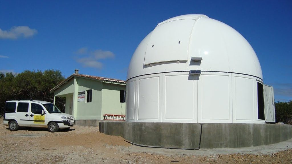 Observatório Astronômico do Sertão de Itaparica (ON/MCTIC)